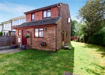 Thumbnail 3 bed end terrace house for sale in Firglen Drive, Yateley, Hampshire