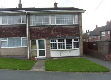 Thumbnail 3 bed semi-detached house to rent in Manor Gardens, Dewsbury