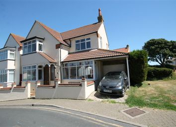 Thumbnail 3 bed detached house for sale in Hadleigh, Crescent Road, Walton On The Naze
