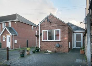 Thumbnail 1 bedroom semi-detached bungalow for sale in Bermondsey Place East, Great Yarmouth, Norfolk