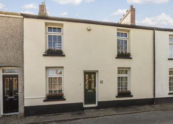 Thumbnail 3 bed terraced house for sale in Norman Street, Caerleon, Newport