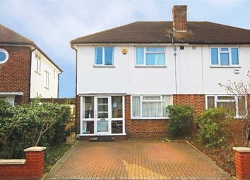 Thumbnail 3 bed property for sale in Wolsey Close, Southall