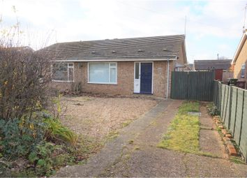Thumbnail 2 bedroom semi-detached bungalow for sale in Goose Green Road, Snettisham, King's Lynn
