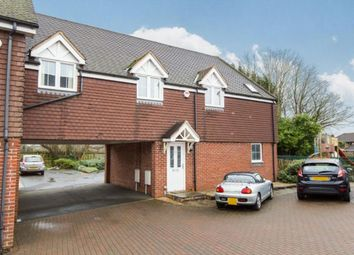 Thumbnail 2 bed flat to rent in Letcombe Place, Horndean, Waterlooville