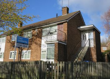 Thumbnail 1 bed flat for sale in Heronville Drive, West Bromwich