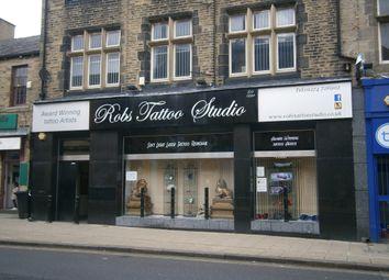 Thumbnail Retail premises for sale in 4/6 North Parade, Bradford