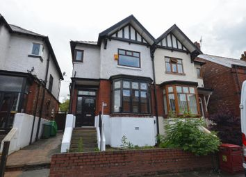 Thumbnail 3 bed semi-detached house for sale in King Street, Dukinfield