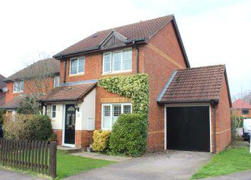 Thumbnail 3 bed detached house for sale in Parish Close, Ash, Surrey