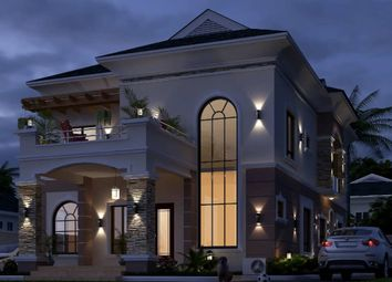 Thumbnail 4 bed villa for sale in Amen Estate Phase 2, Eleko Beach Road, Ajah, Ibeju Lekki, Lagos