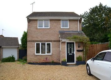 Thumbnail 3 bed detached house to rent in Newby Road, Springwood, King's Lynn