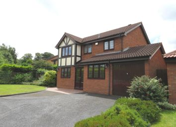 Thumbnail 4 bedroom detached house for sale in Turnberry Road, Bloxwich, Walsall