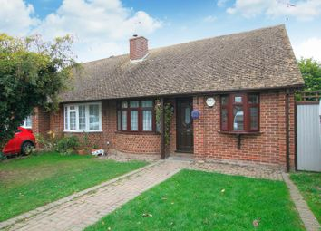 Thumbnail 2 bedroom semi-detached bungalow for sale in Albion Close, Herne Bay