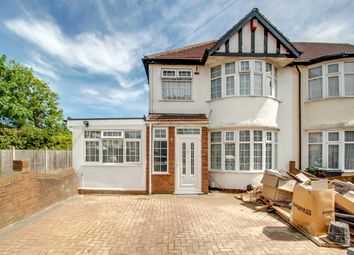 Thumbnail 4 bed end terrace house for sale in Northolt Gardens, Greenford