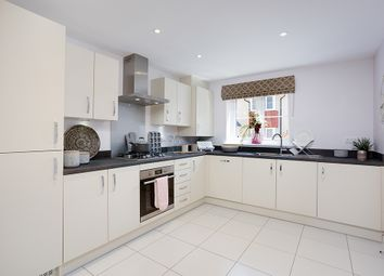 """Thumbnail 3 bed semi-detached house for sale in """"The Slimbridge"""" at Hadden Hill, Didcot, Oxfordshire, Didcot"""