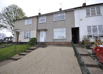 Thumbnail 3 bed terraced house to rent in Acton Road, Mackworth, Derby