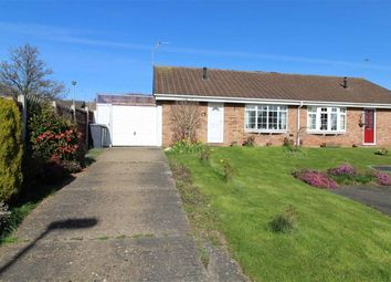 Thumbnail 2 bed semi-detached bungalow for sale in York Close, Gedling, Nottingham
