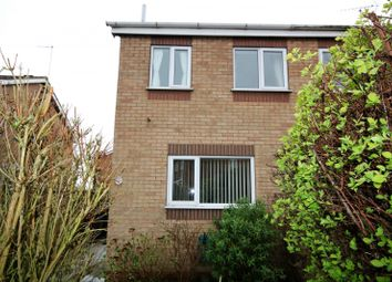 Thumbnail 2 bed semi-detached house for sale in Middlegate Field Drive, Whitwell