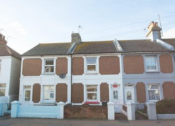 Thumbnail 2 bed terraced house for sale in Ashford Road, Eastbourne