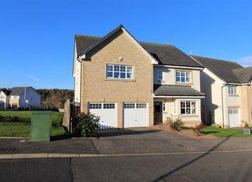 Thumbnail 5 bed detached house for sale in Aitken Crescent, Redding, Falkirk