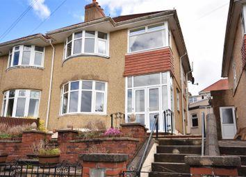 Thumbnail 3 bedroom semi-detached house for sale in Lon Dan Y Coed, Cockett, Swansea