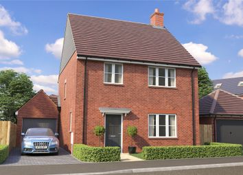Thumbnail 4 bed detached house for sale in Willow Meadows, White Lane, Ash Green, Aldershot