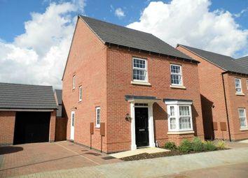Thumbnail 4 bedroom detached house to rent in Knaresborough Drive, 'barrowby Edge', Grantham