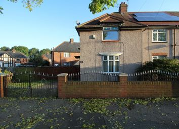 Thumbnail 2 bed semi-detached house to rent in West Moor Road, Sunderland
