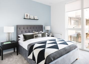 Thumbnail 1 bed flat for sale in Battalion Court, Woolwich