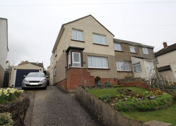 Thumbnail 3 bed semi-detached house for sale in Oakland Road, Newton Abbot