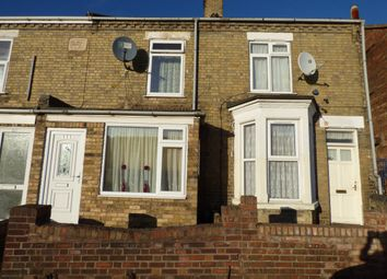 Thumbnail 2 bedroom terraced house for sale in Wellington Street, Peterborough
