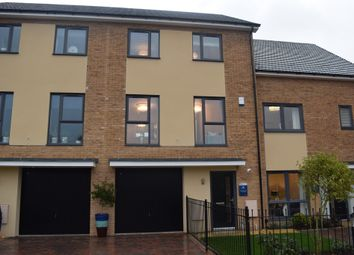 Thumbnail 4 bed town house for sale in Thorpe Road, Longthorpe, Peterborough