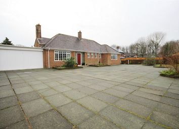 Thumbnail 3 bed detached bungalow for sale in Liverpool Road, Ashton-In-Makerfield, Wigan, Lancashire