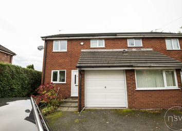 Thumbnail 5 bed semi-detached house to rent in Bridge Street, Aughton, Ormskirk