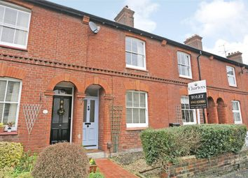 Thumbnail 2 bed terraced house to rent in St. Catherines Road, Winchester
