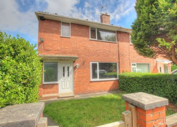 Thumbnail 3 bed semi-detached house for sale in Stanfield Gardens, Wardley, Gateshead