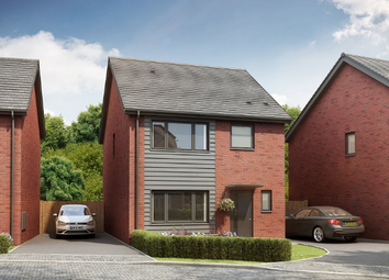 Thumbnail 3 bed detached house for sale in Tatenhill Lane Branston, Burton-Upon-Trent