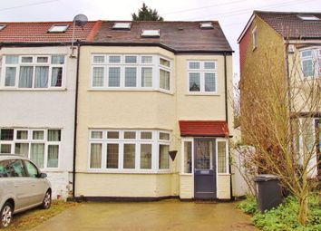 Thumbnail 4 bed end terrace house to rent in Love Lane, Woodford Green