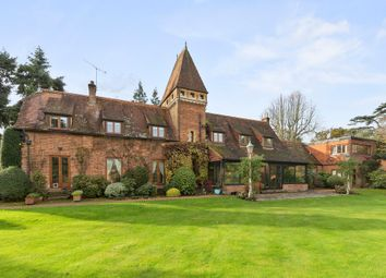 Thumbnail 7 bedroom detached house for sale in Broomfield Park, Sunningdale, Ascot