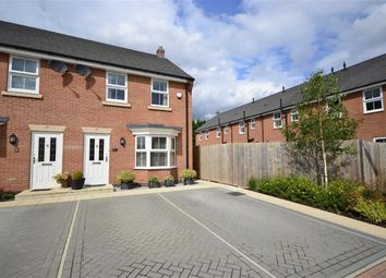 Thumbnail 3 bed end terrace house for sale in Wentworth Close, Gilberdyke, Goole