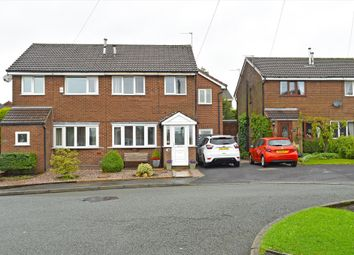 Thumbnail 4 bed semi-detached house for sale in Grassington Drive, Burnley
