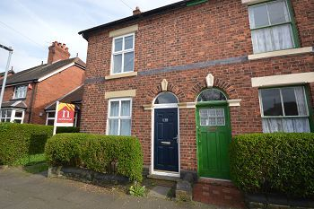 Thumbnail 2 bed terraced house to rent in Victoria Street, Sandbach, Cheshire