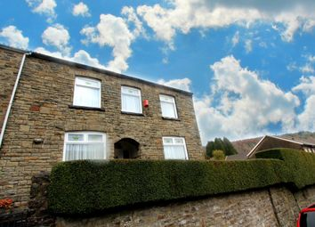 Thumbnail 4 bed end terrace house for sale in Wern Street, Clydach Vale -, Tonypandy