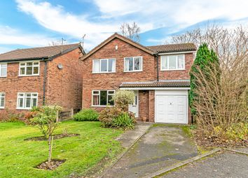 Thumbnail 4 bed detached house for sale in St. Andrews Close, Fearnhead, Warrington
