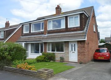 Thumbnail 3 bed semi-detached house to rent in Broadwood Drive, Fulwood, Preston