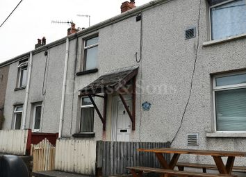 Thumbnail 2 bed terraced house for sale in Garn Street, Abercarn, Newport.