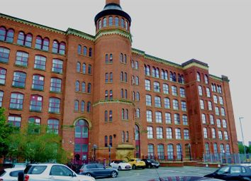Thumbnail 2 bed flat for sale in Signature Mill, Lower Vickers Street, Manchester