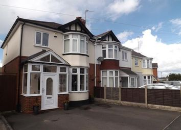 Thumbnail 3 bed semi-detached house for sale in Grafton Road, Oldbury, West Midlands