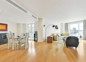 Thumbnail 2 bedroom flat to rent in Hanover House, 32 Westferry Circus, London