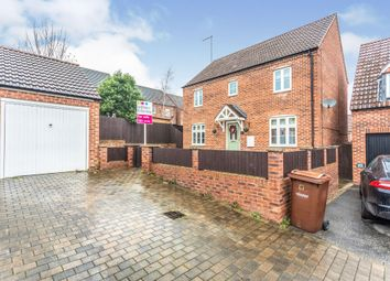Thumbnail 4 bed detached house for sale in Dukes Chase, Pontefract