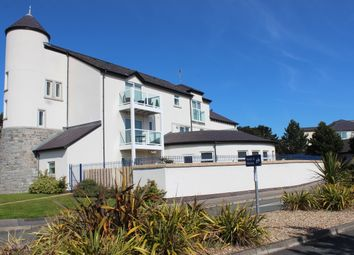 Thumbnail 1 bed flat for sale in Deganwy Marina, Deganwy